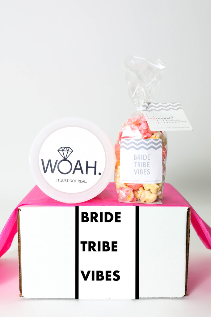 """Bridal Party Gift  - """"Bride Tribe Vibes"""" - 2 Sweet treats"""