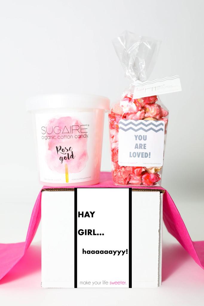 """Just Because Gift - """"HAY GIRL… HAAAAAAYY"""" - 2 Sweet treats"""