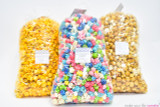 3 GOURMET FLAVORS FOR REFILLS FOR DIY POPCORN BAR