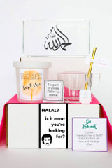 The EID Collection: Is It Meat You're Looking For? | Hot Tea Organic Cotton Candy  Infusion Box  | Sweet treats for combatting quarantine