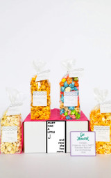 The Ramadan Collection: Mary Had a Little Lamb  | 4 Hotpoppin 1.5-cup Popcorn Bags