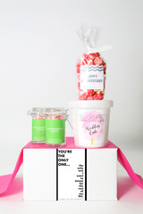 """Anniversary Gift  - """"YOU'RE THE ONLY ONE"""" - 4 Sweet treats"""