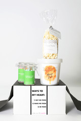 "Foodie Gift - ""WAYS TO MY HEART"" - 4 Sweet treats"