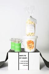 "Foodie Gift - ""WAYS TO MY HEART"" - 4 Sweet treats"