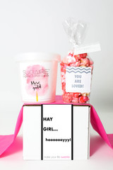 "Just Because Gift - ""HAY GIRL… HAAAAAAYY"" - 2 Sweet treats"