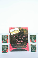 "BLACK LIVES MATTER COLLECTION  | 100% OF PROCEEDS DONATED TO BLACK-LED CHARITIES | NICOLE UPDEGRAFF ""I LOVE MY COTTON CANDY HAIR"" 