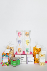 EXTRA LARGE SWEET GIFT BOX | 20 Servings of Sweet Treats | Choose your customization