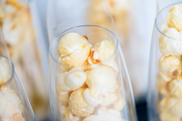 HotPoppin Gourmet Popcorn | The Large Bag | 6 cup