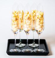 HotPoppin Gourmet Popcorn | The Party Bag | 25 cups