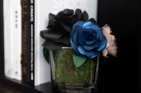 SWEET BLOOMS | PAPER FLOWER DELIVERY | THE MIDNIGHT ARRANGEMENT