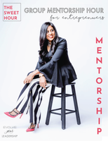 JOIN US FOR A VIRTUAL WORKSHOP! WORKSHOP: Join us as we try to combat quarantine cabin fever with a Group Mentorship Session with Yasmeen ! {Ladies-Only)  Aside from her drive to make the world a little sweeter through sweet treats and philanthropic initiatives, Yasmeen Tadia also owns a start-up called Evolving Your Leadership, which focuses on business consulting, mentorship, HR assistance, career planning, and/or strategic development to support entrepreneurs and startups.  After lots of requests, our founder Yasmeen Tadia is offering 1 hour workshops, focusing on entrepreneurship, career planning, HR consulting, branding/marketing assistance and developing strategic plans.  From an open conversation about an idea to specific product development and marketing questions, Yasmeen is excited to share her tips and personal experiences to help walk small business owners and dreamers through their questions, challenges and concerns.  Sessions are 60 minutes over ZOOM video conference.    What you receive:  1 hour Workshop with your favorite gal pals 50% off select Make Your Life Sweeter products on the day of your workshop (valid day of workshop only) All workshop sales are final.