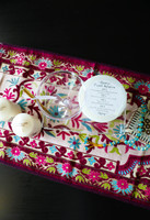 TAKING MODERN SWEETS TO THE NEXT LEVEL.  THIS CATCHALL KEEPSAKE TRAY IS PERFECT FOR A PLACE SETTING, CUSTOMIZED.