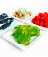GREEN APPLE CHERRIES - The Gummy Collection