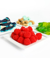 RED RASPBERRIES - The Gummy Collection