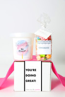 """Encouragement Gift - """"YOU ARE DOING GREAT!""""- 2 Sweet treats"""