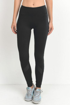 Leggings - Mesh panels