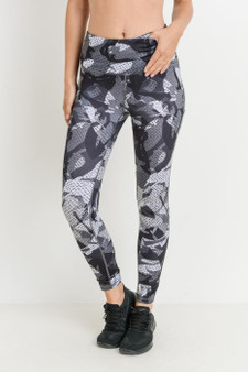 Leggings - Camo print