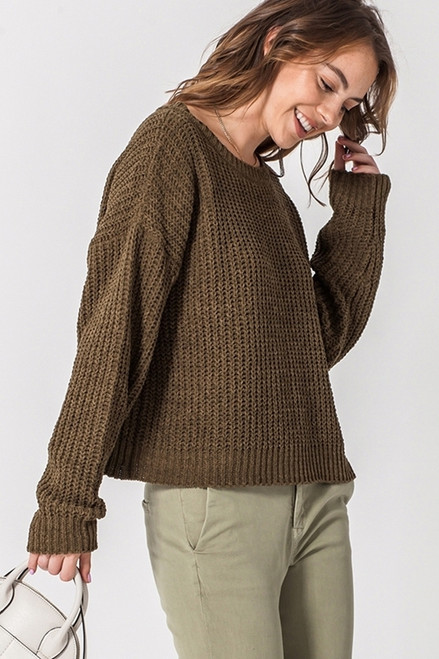 Ollie Olive sweater
