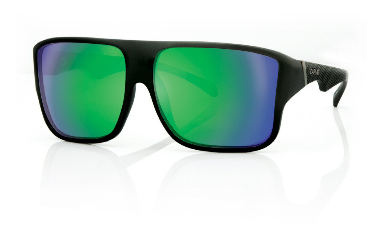 bac287c94af8 Barracuda | Carve | Mens Sunglasses | Adult | Black/Green | Iridium Polarised  Lens | Sunglasses | Eye Wear | Sunnies - Surf Shops Australia