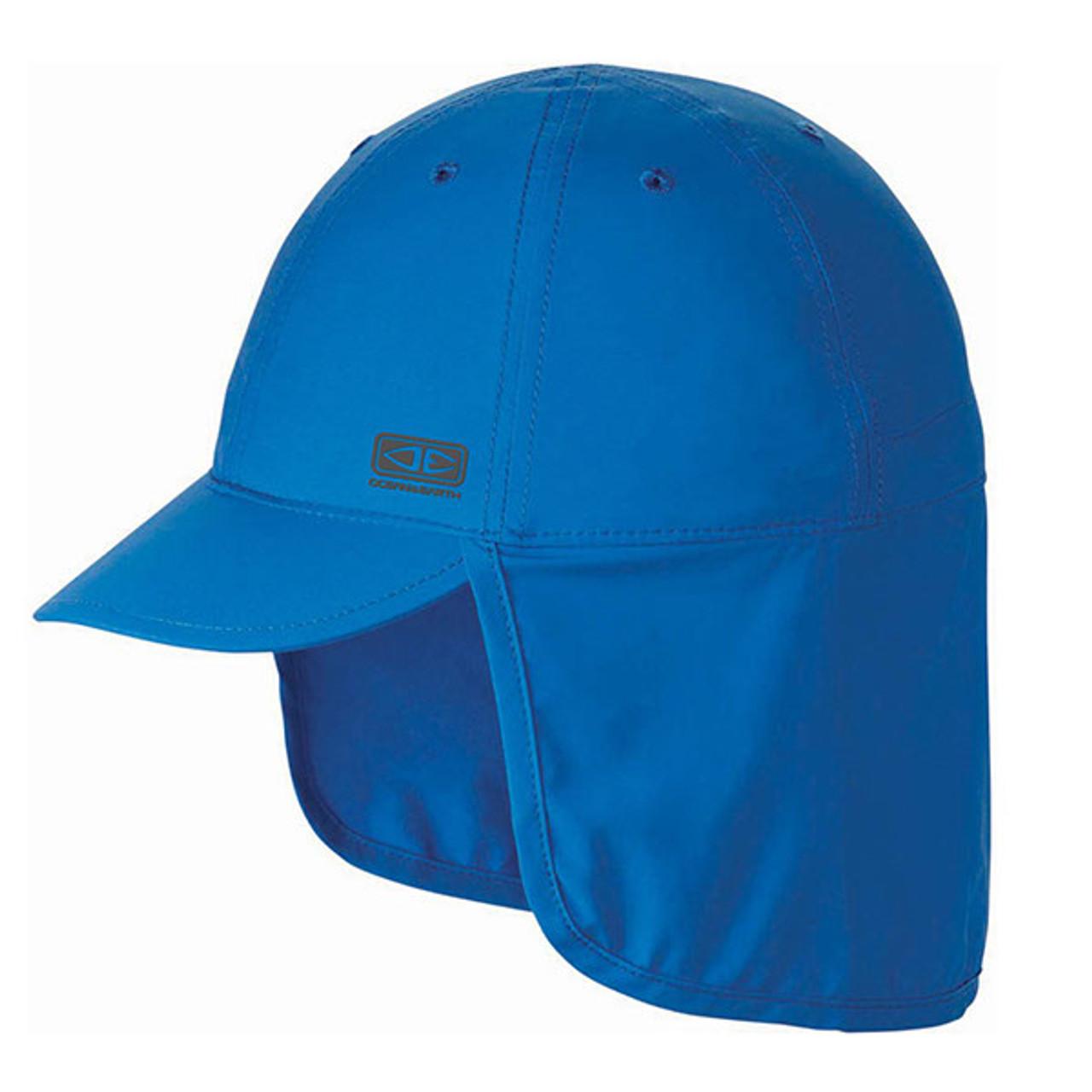 Toddlers Legionnaire Sunbreaker Beach Hat | Blue
