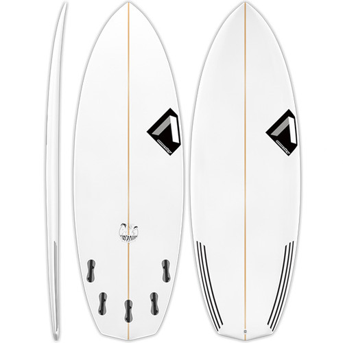 Tigershark | Annesley Surfboards | Small Wave Performance | High Volume |