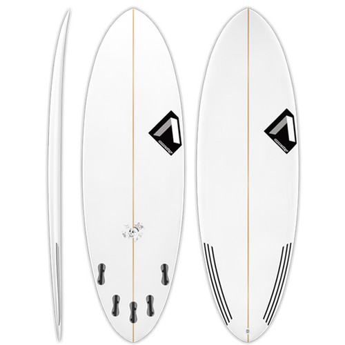 Fun   Annesley Surfboards   All Round Performance Short Board   All Conditions