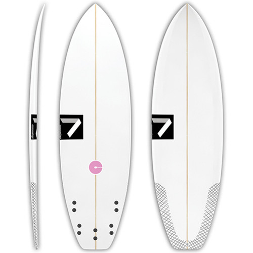 Conception | Annesley Surfboards | Stability and Control
