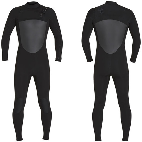 Infiniti TDC Steamer 4:3mm | X2 Chest Zip | Black | Xcel Wetsuits | Full Surfing Wetsuit | Cold Water