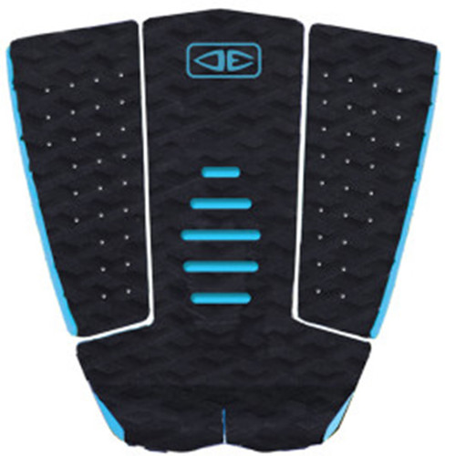 Tyler Wright Tail Pad | Blue/Black | Surfboard Deck Grip | Ocean and Earth | Traction Pad | Surfing Tailpad