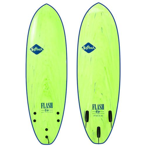 Flash Funboard | Eric Geiselman | Softech | Softboard | Foam Surf Board | Learners to Advanced