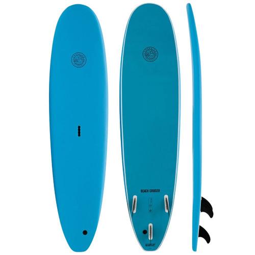 Beach Cruiser Softboard  | Gnaraloo Learner Surfboards | Foam Beginner Surf Board | New Season