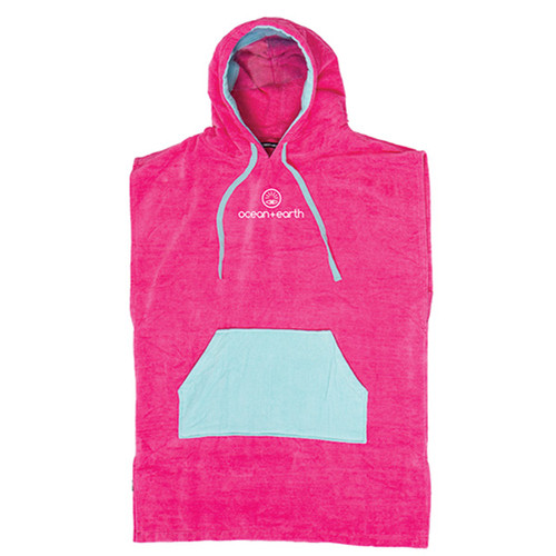 Youth Daydream Hooded Towel Beach Surf Poncho | Ocean and Earth | Groms | Kids