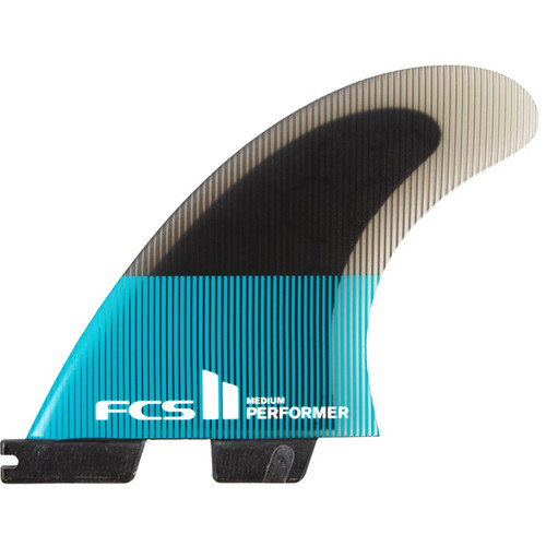 FCSII Performer   Thruster Fin Set   Performance Core   2020 Season New Release   FCS 2   All Round Fin