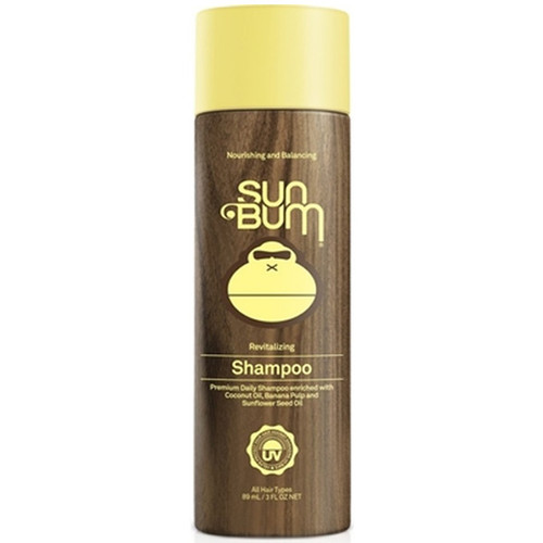 Sun Bum Revitalizing Shampoo | Beach Lovers Shampoo | 300ml | Hair Product for Surfers