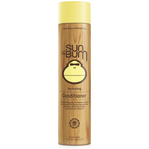 Sun Bum Revitalizing Conditioner | Beach Lovers Conditioner | 300ml | Hair Product for Surfers