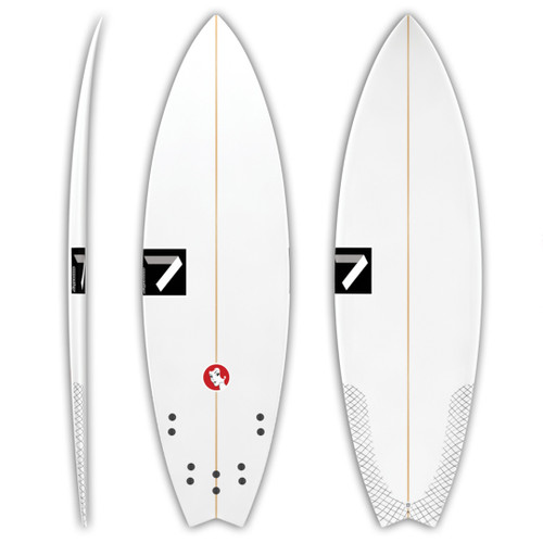 Redhead | Annesley Surfboards | Small Wave Performance | Shortboard