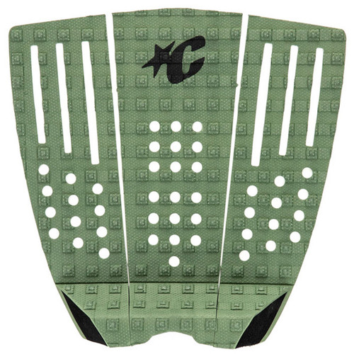 Lite Reliance III Tail Pad | Creatures of Leisure | Surfing Deck Grip | Traction Pad | Military