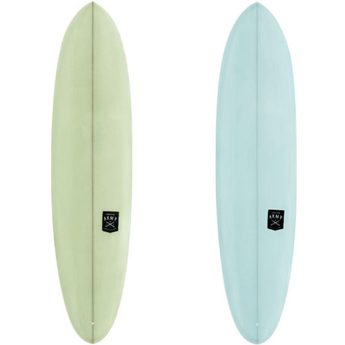 Huevo | Creative Army Surfboards | Mid-Length best of Shortboard and Longboard
