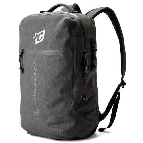 Transfer Back Pack | Dry Bag 25L | Creatures of Leisure | All-Round Surf Trip Backpack | Wetsuit Bag | Water resistant