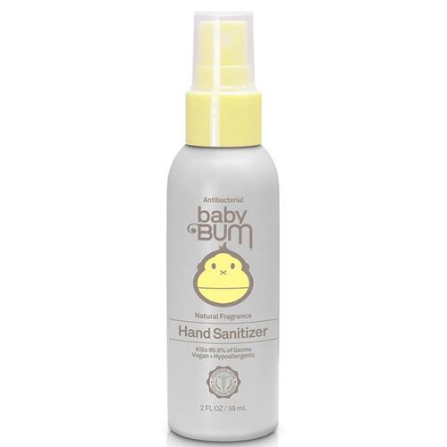 Sun Bum Baby Bum Antibacterial Hand Sanitiser | 59ml | Hypoallergenic