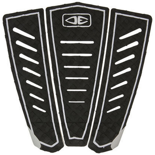 Kanoa Igarashi Tail Pad | Black | Surfboard Deck Grip | Traction Pad | Surfing Tailpad