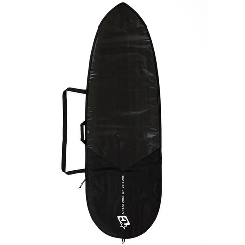 Fish Icon Lite Surfboard Cover   Wide Bag Suits Retro and Fish Boards   Creatures of Leisure   Surf Board Carry Case