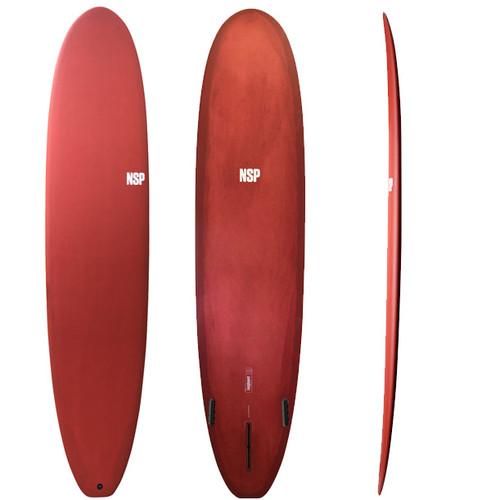 Longboard Surfboard | Epoxy Construction | NSP | Best Entry Level or Learner Mal