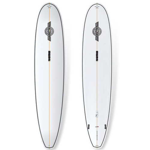 Mega Magic 2 | Fusion | Walden Surfboards | Longboard | Malibu | Mal Surf Board | Top of the Range All Rounder