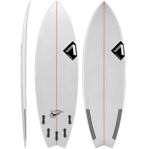 Dead Sled | Annesley Surfboards | 1-4ft Groveller | Medium Volume