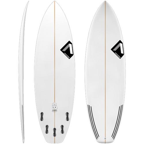 Thunder Pig   Annesley Surfboards   Excels in 1-4ft Waves  