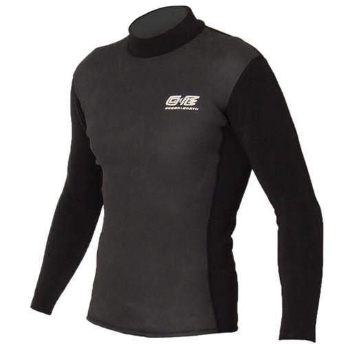 Heritage 1.5mm Long Sleeve Vest | Ocean and Earth | Surfing Jacket | Back Zip