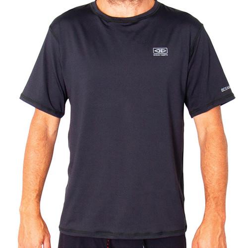 Surf Shirt | UPF 50+ UV Protection | Ocean and Earth | Loose Fit Rash Vest | Rash Guard | Beach T-Shirt