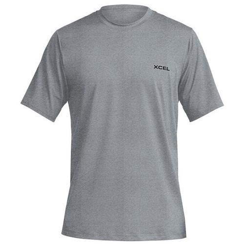 Short Sleeve Premium Stretch UV Surf Tee | Loose Fit Rashie | Rash Vest | Relax Fit Surf Top | XCEL |