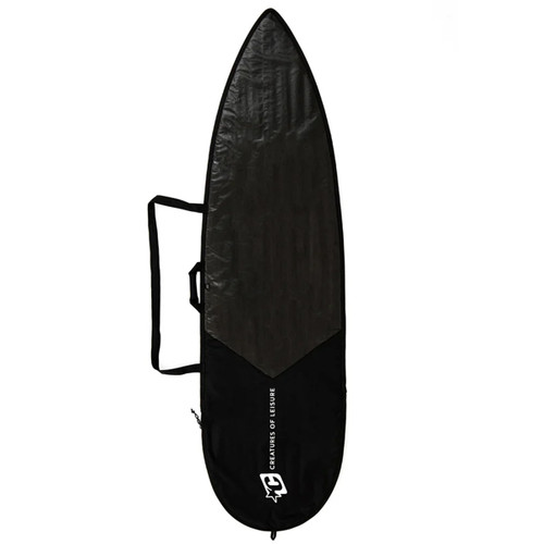 Icon Lite Shortboard Cover | Surf Board Bag | Creatures of Leisure | Light Basic Protection